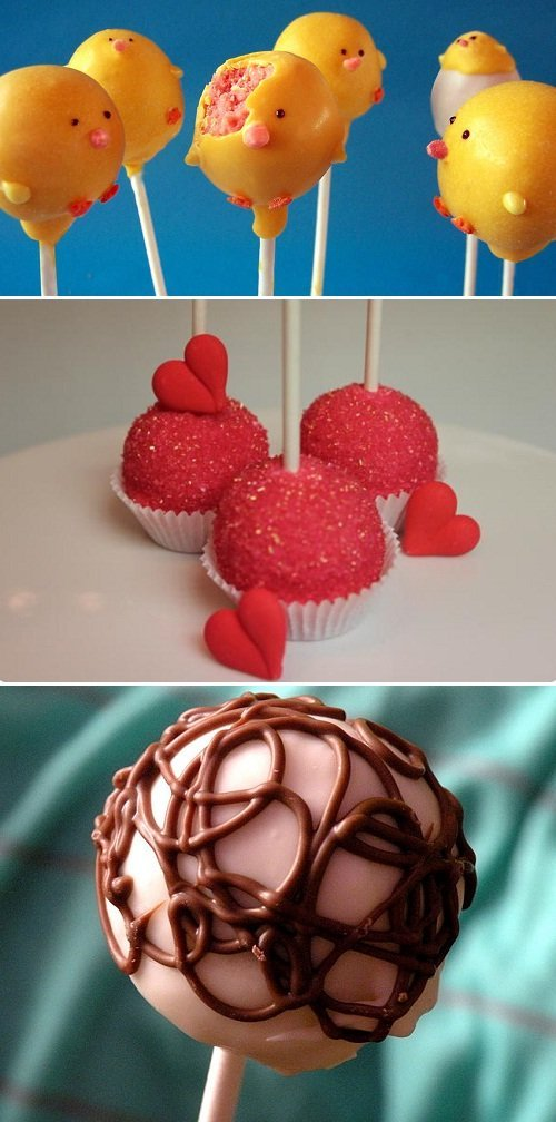 Festa: cake pop